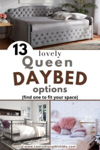 Queen Daybed Options