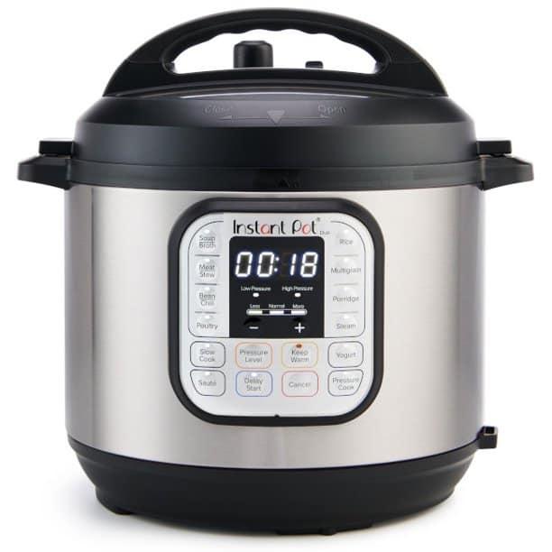 Instant Pot 7-in-1 pressure cooker 6-quart size